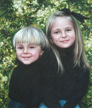 children-oil-portraits