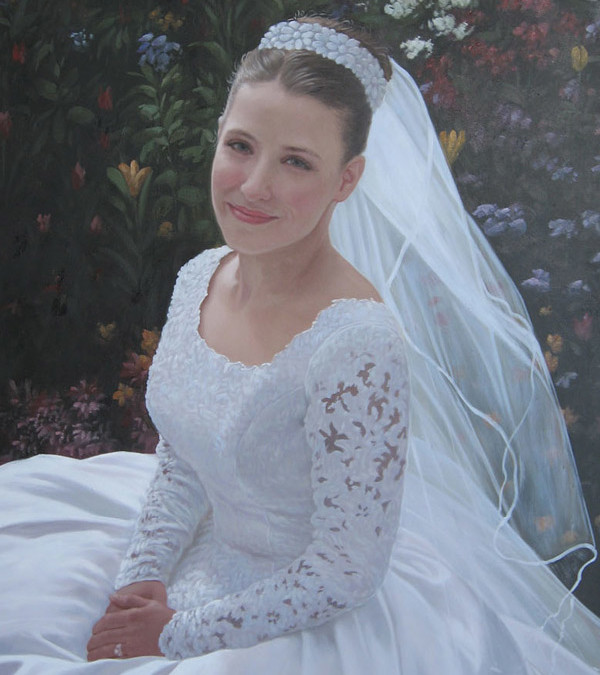 Wedding Oil Painting Gallery